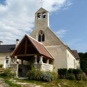 Chapelle communale du Berval, Bonneuil-en-Valois (Oise)