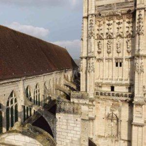 Église Saint-Pierre (MH), Auxerre (Yonne)