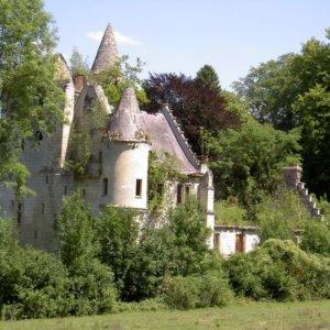 Abbaye Saint-Nicolas, Saint-Nicolas-aux-Bois (Aisne)