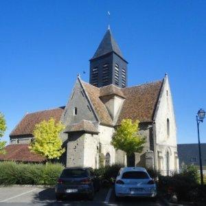 Église Saint-Georges, Ressons-le-Long (Aisne)
