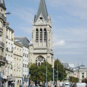 Église de l'Estrée, Saint-Denis (Seine-St Denis)