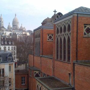 Église Saint-Jean de Montmartre, Paris XVIII