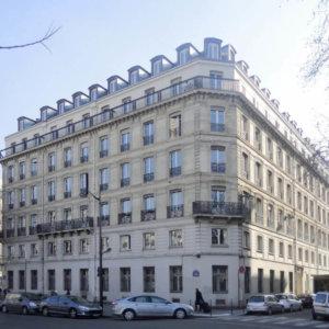 Préfecture de Police Quai de Gesvres, Paris IV