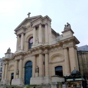 Église Saint-Roch, Paris I