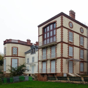 Maison Émile Zola, Médan (Yvelines)