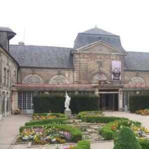 Mairie, Stains (Seine-Saint-Denis)