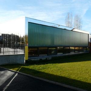 École de la Barantonnerie, le Perray-en-Yvelines (Yvelines)