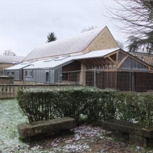 Espace culturel des anciennes granges municipales, le Perray-en-Yvelines (Yvelines)