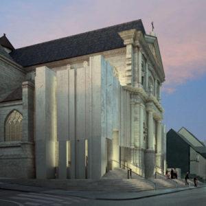 Chapelle du Lycée Corneille, Rouen (Seine Maritime)