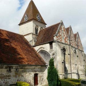 Église Saint-Pierre, Jaux (Oise)