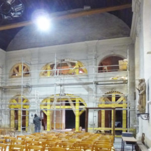Église Saint-Pregts, Sens (Yonne)
