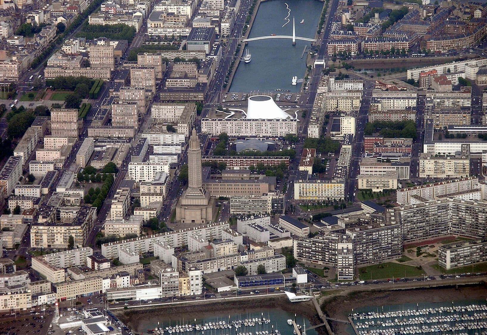 avap le havre, le havre (seine-maritime) - 1090 architectes