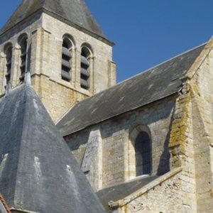 Église de Notre-Dame, Boiscommun (Loiret)