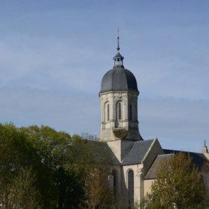 Abbaye des Prémontrés, Juaye-Mondaye (Calvados)