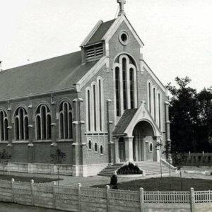 Eglise Saint-Jacques, Ostricourt (Nord)