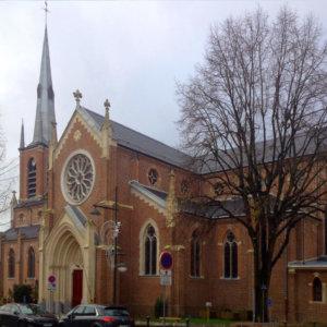 Église Saint-Martin, Croix (Nord)