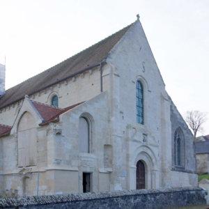 Église Saint-Martin, Bonneuil-en-Valois (Oise)