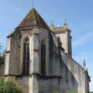 Église Saint-Caradeuc (IMH), Donzy (Nièvre)