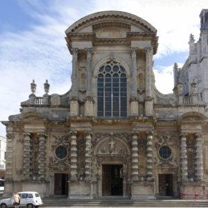 Cathédrale du Havre, Le Havre (Seine-Maritime)
