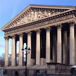 Église de la Madeleine, Paris VIII