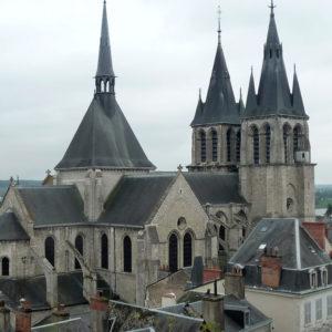 Église Saint-Nicolas-Saint-Laumer (MH), Blois (Loir-et-Cher)