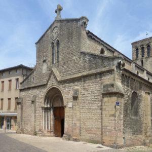 Église Sainte-Madeleine (IMH), Tournus (Saône-et-Loire)