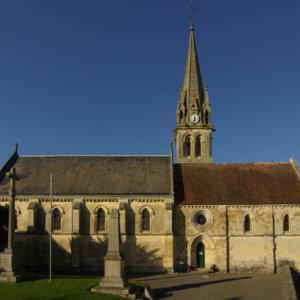 Église Saint-Laurent de Condel (IMH), Saint-Laurent de Condel (Calvados)