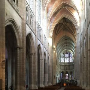 Cathédrale Saint-Etienne (MH), Auxerre (Yonne)